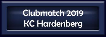 KC Hardenberg - Clubmatch 2019